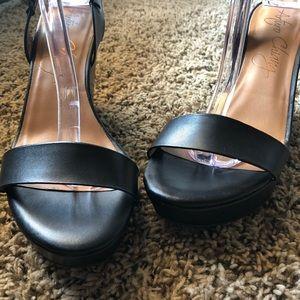 3afab46d7d4c Arturo Chiang Shoes - Arturo Chiang Paulline Wedge Sandal Black 9M
